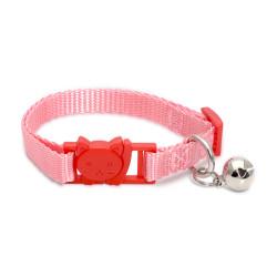 SHCC003 Cat Collar Pink